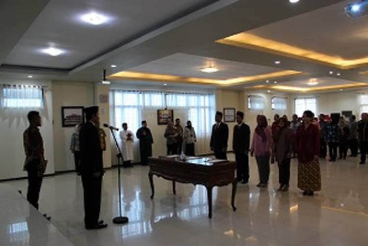 Pengambilan Sumpah Dan Pelantikan Notaris Di Provinsi Kalimantan Selatan